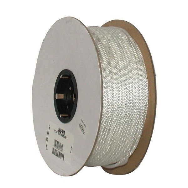 Solid Braided Nylon Rope 600 ft. Best Price