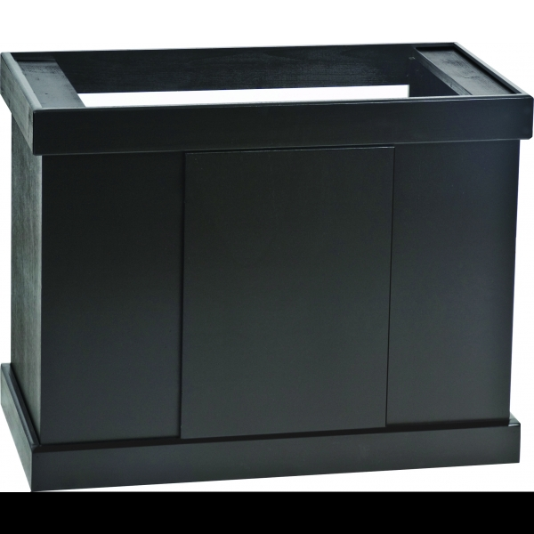 Majesty Rectangular Aquarium Stand Black 36x18 Inch Dog