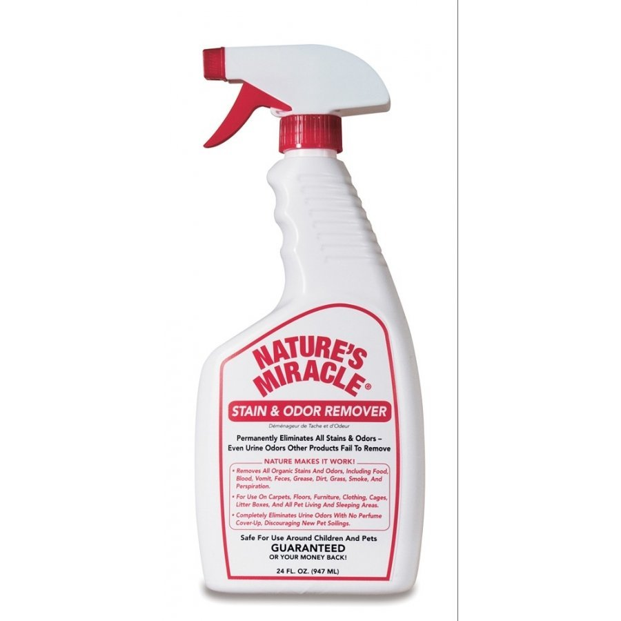 Natures Miracle Stain And Odor Removal / Size 24 Fl. Oz. Spray