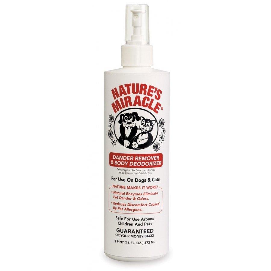 Natures Miracle Pet Dander Remover Deodorizer 16 Oz.