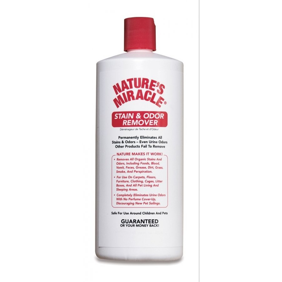 Natures Miracle Stain And Odor Removal / Size 32 Oz.