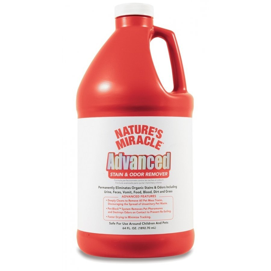 Advanced Stain And Odor Remover 64oz.