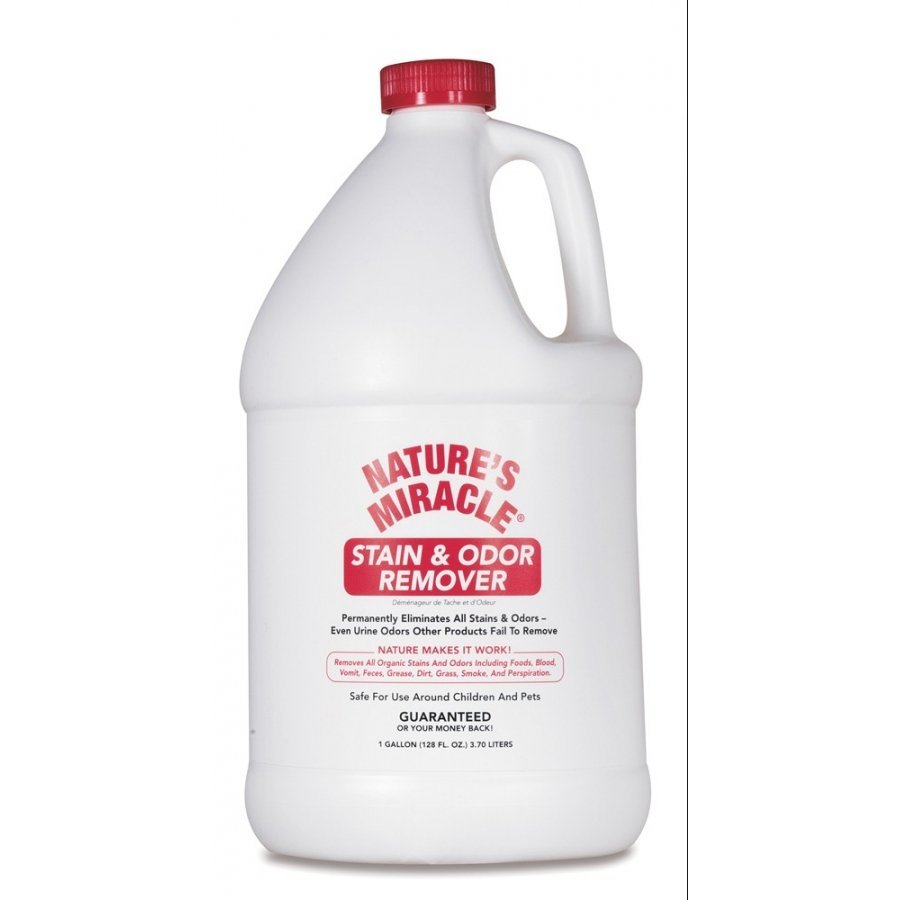 Natures Miracle Stain And Odor Removal / Size 1 Gallon