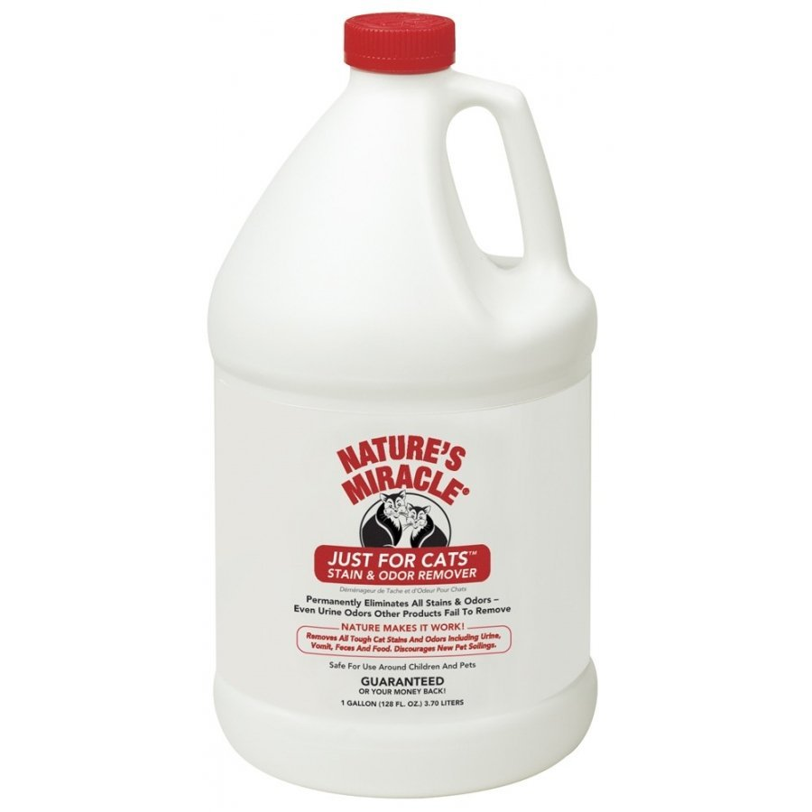 Natures Miracle Just For Cats Stain Odor / Size 1 Gallon