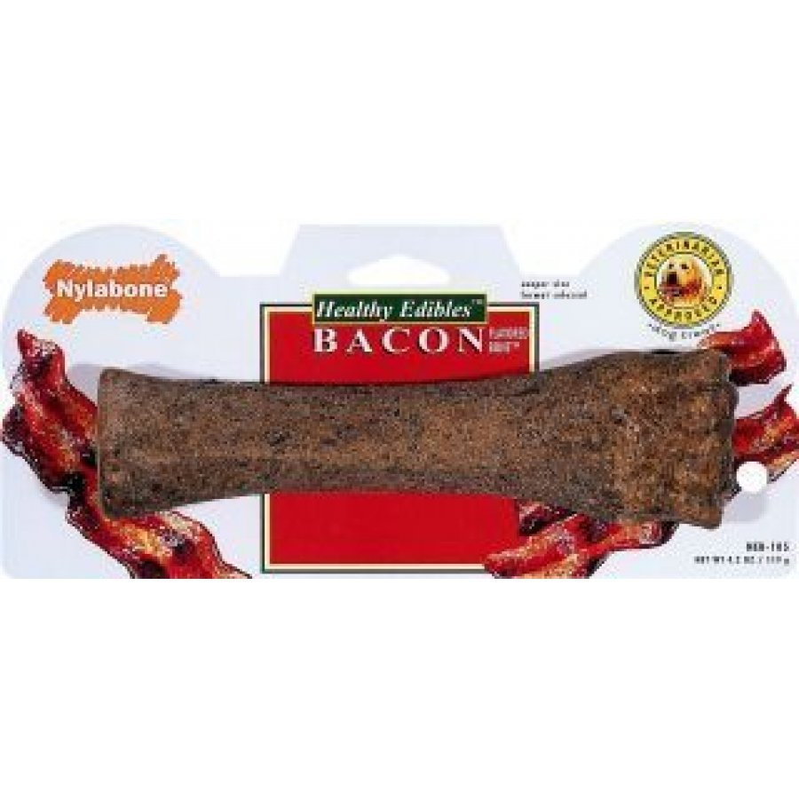 Nylabone Dog Bone / Size Bacon Souper