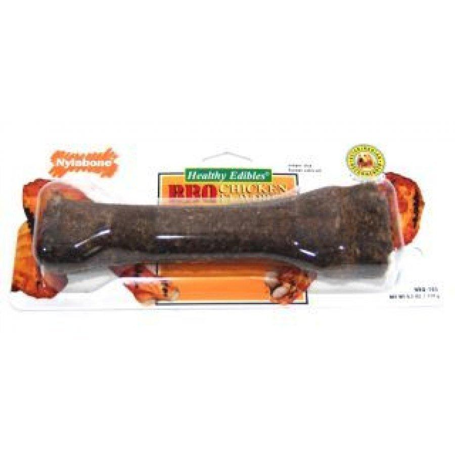 Nylabone Healthy Edibles Bbq Chicken Bone / Size Super