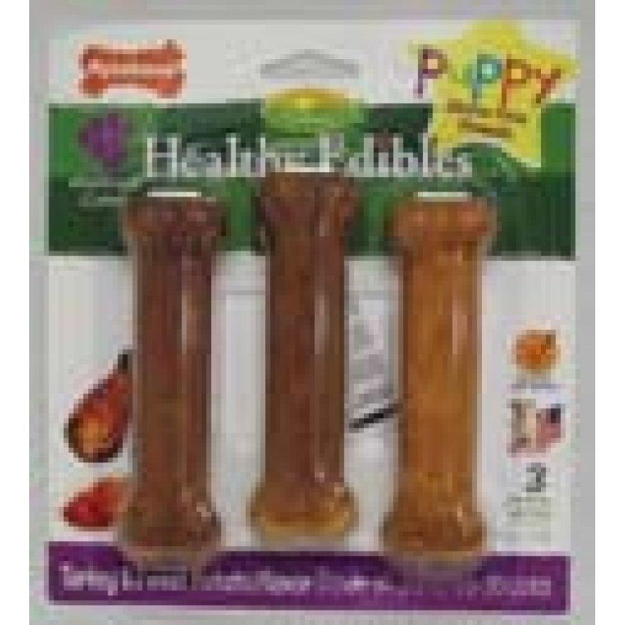 Puppy Healthy Edibles Treat / Size Reg Turkey Sweet Potato