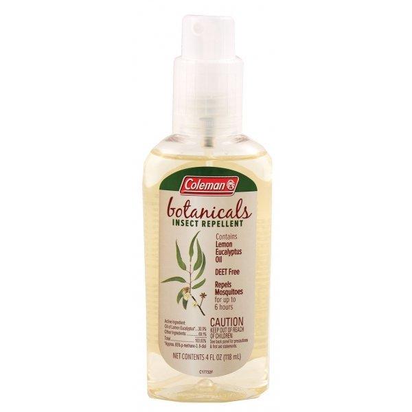 Coleman Botanicals Insect Repellent Pump Spray - 4 oz. Best Price
