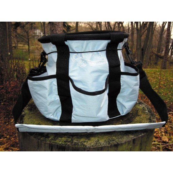 Equestria Equine Grooming Tote / Color (Blue) Best Price