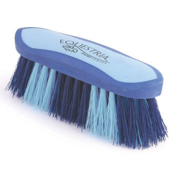 Equestria Sport Dandy Brush for Horses / Type (Blue/Small) Best Price