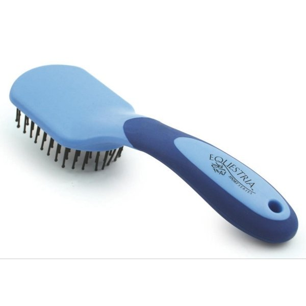 Equestria Sport Mane and Tail Brush for Horses / Color (Blue) Best Price