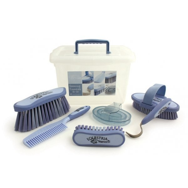Equestria Sport Grooming Essentials Set / Color (Blue) Best Price