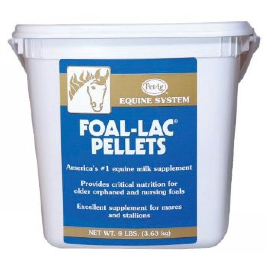 Foal-Lac Pellets / Size (8 lbs.) Best Price
