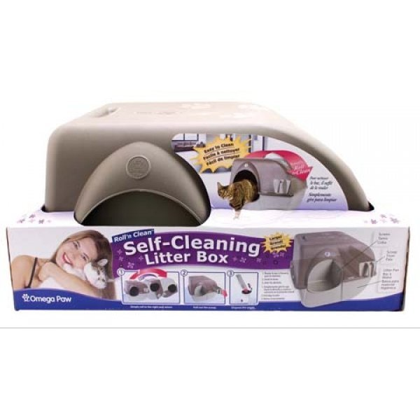 Self Cleaning Litter Box Large