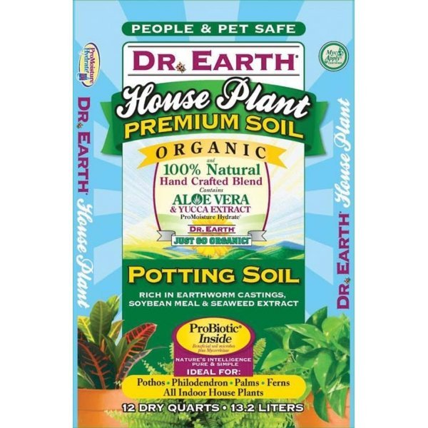 Dr. Earth House Plant Potting Soil - 12 quart Best Price