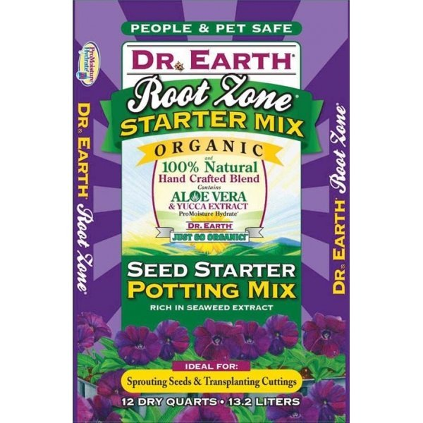 Dr. Earth Root Zone Seed Starter - 12 qt. Best Price