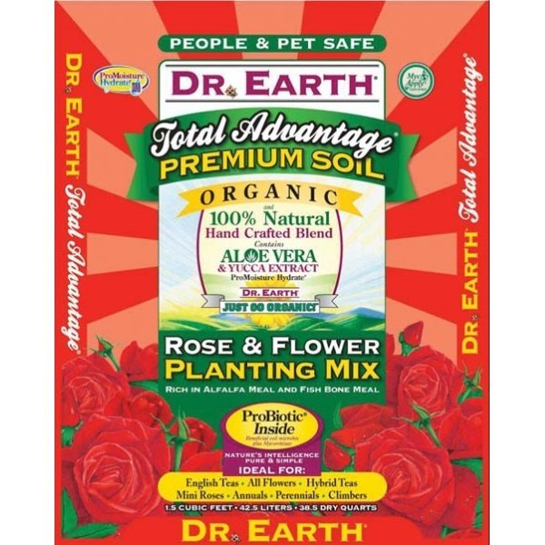 Dr. Earth Rose and Floral Plant Mix - 1.5 cubic ft. Best Price