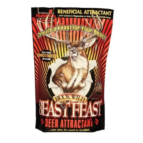 Beast Feast Deer Attractant 3 Lbs Small Pet Products