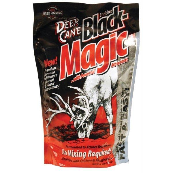 Deer Cane Black Magic Deer Attractant - 4.5 LB Best Price