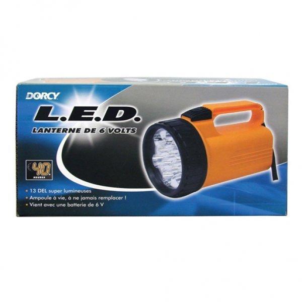 6V Lantern by Dorcy / 13 LED - 5MM Best Price