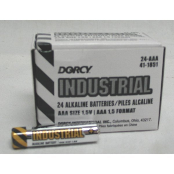 Industrial Alkaline Batteries / Size (D / 12 pack) Best Price