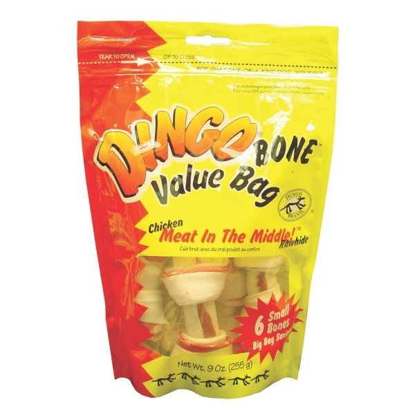 Dingo Small Bone 6 Pk. Value