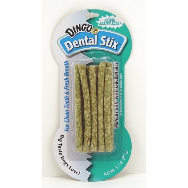 Dingo Dental Munchy Stix 10 pk. Best Price