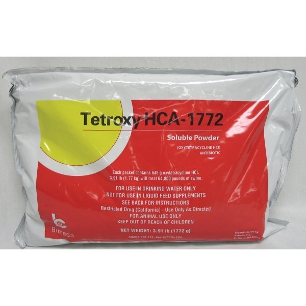 Tetroxy HCA  / Size (1772 gram) Best Price