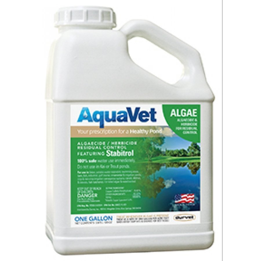 Aquavet Pond Algaecide - 1 gallon Best Price