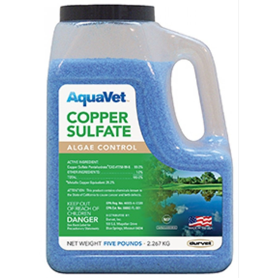 Copper Sulfate Granular Algae Control - 5 lbs. Best Price