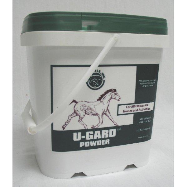 Equine U-gard Powder  / Size (Powder 4 lbs) Best Price