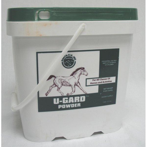 Equine U-gard Powder  / Size (Powder 8 lbs) Best Price