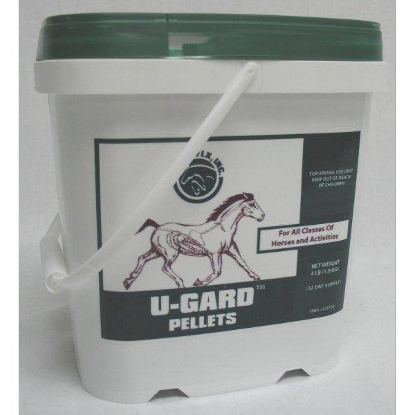 Equine U-gard Powder  / Size (Pellets 4 lb) Best Price