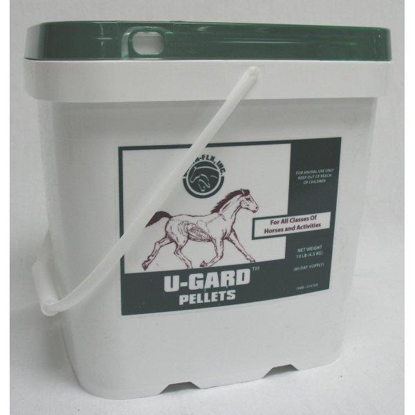 Equine U-gard Powder  / Size (Pellets 10 lbs) Best Price