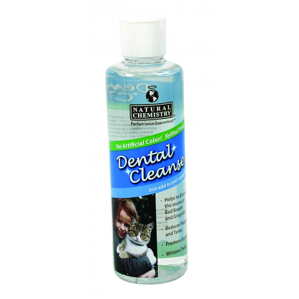 Dental Cleanse For Cats 8 Oz.