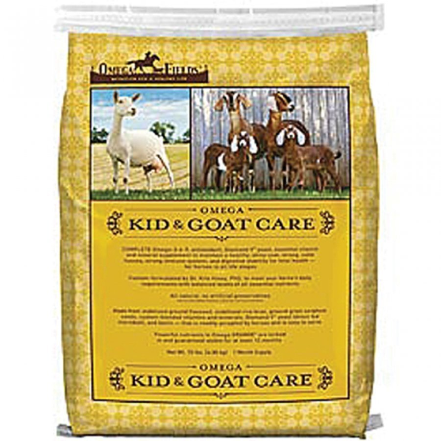 Omega Kid and Goat Care - 15 lb. Best Price