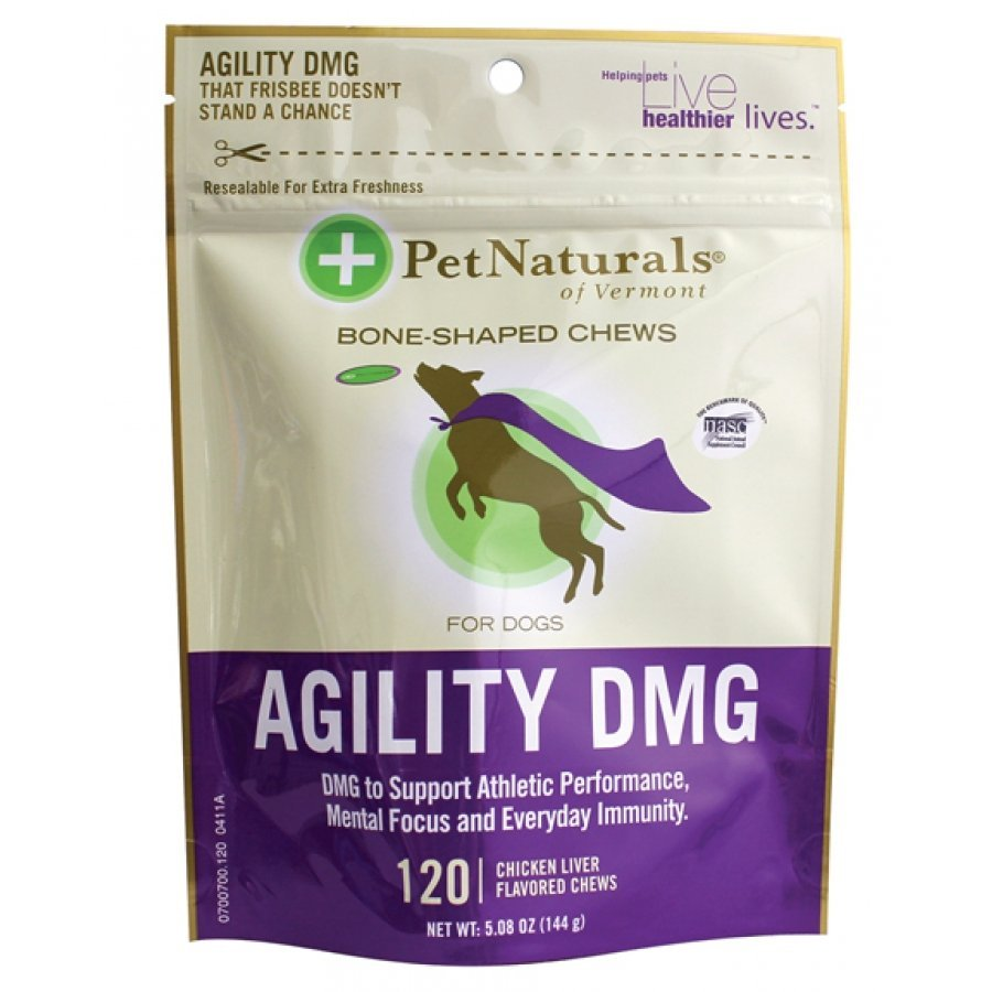 Agility DMG Bone-shaped Chews For Dogs - 120 ct. Best Price