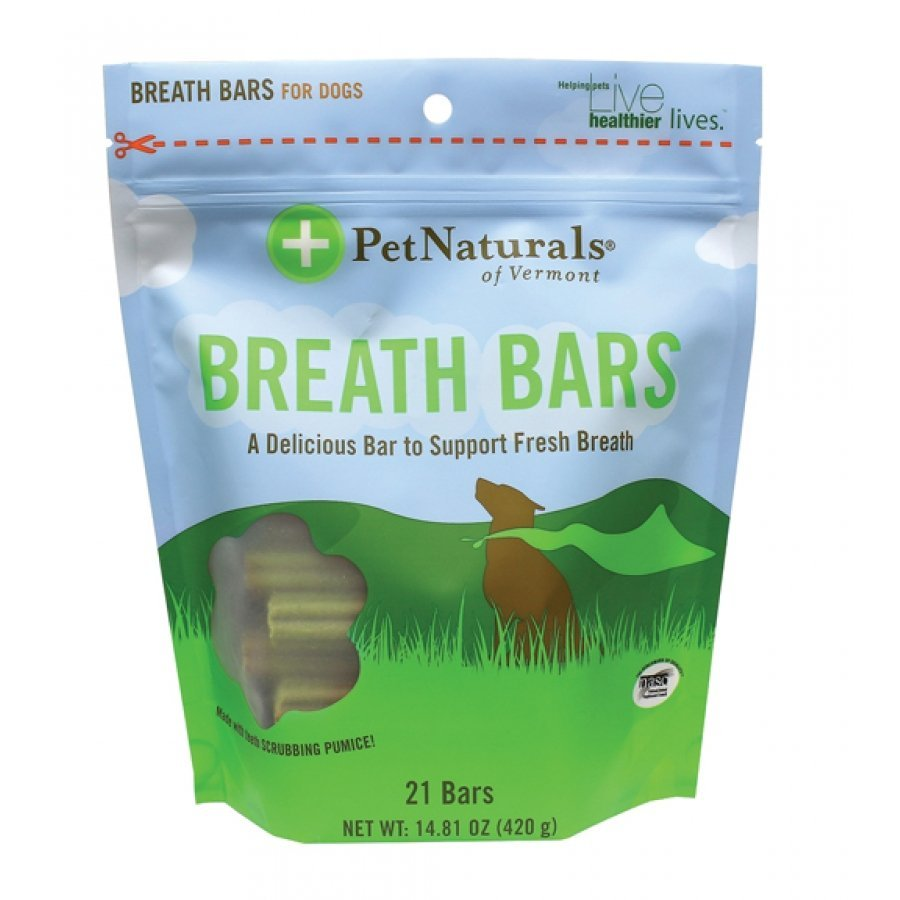 Breath Bars For Dogs - 21 ct Best Price