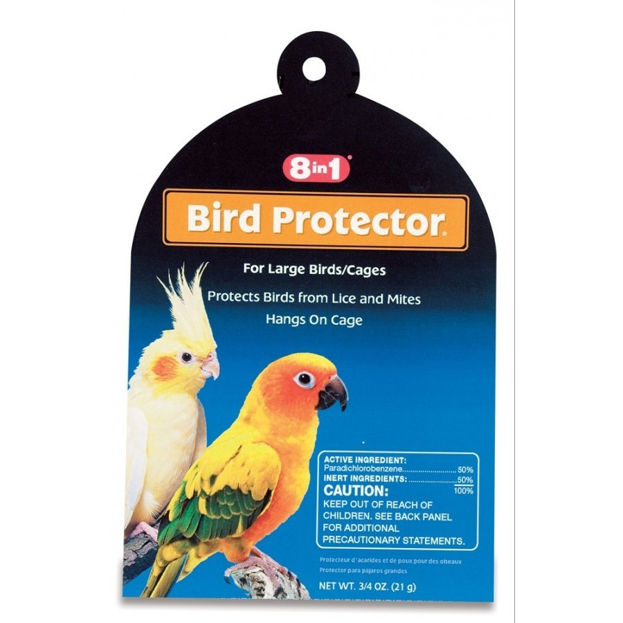 Bird Lice And Mite Protector / Size 0.75 Oz