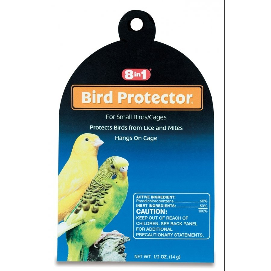 Bird Lice And Mite Protector / Size 0.5 Oz