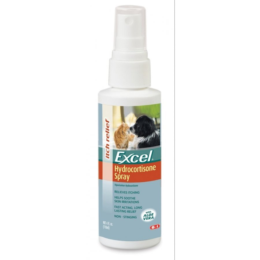 Corti Care Excel Pet Hydrocortisone / Type Spray 4 Fl. Oz
