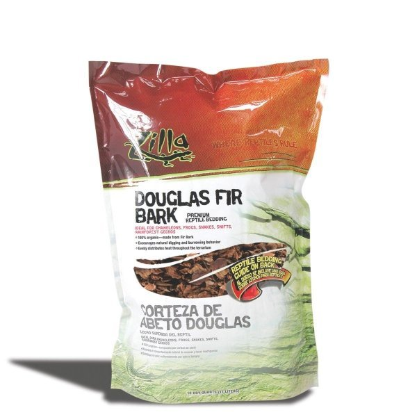 Douglas Fir Bark Reptile Litter / Size (10 qt.) Best Price