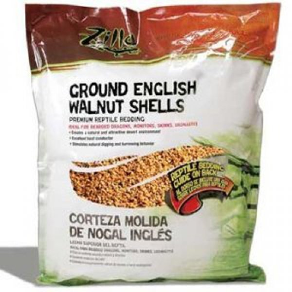 English Walnut Shell Litter For Reptiles / Size 50 Lbs.