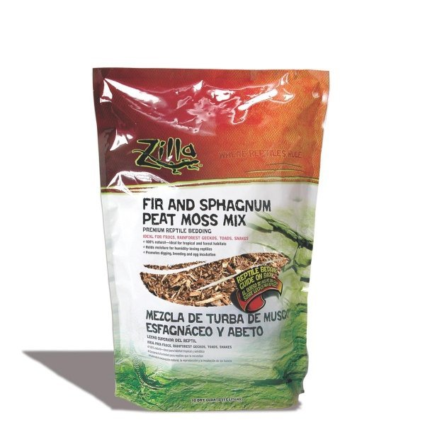 Fir and Sphagnum Peat Moss Reptile Litter / Size (10 qt.) Best Price