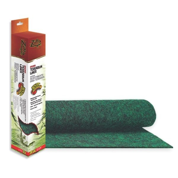 Terrarium Liner for Reptiles / Type (Green/29 gal) Best Price