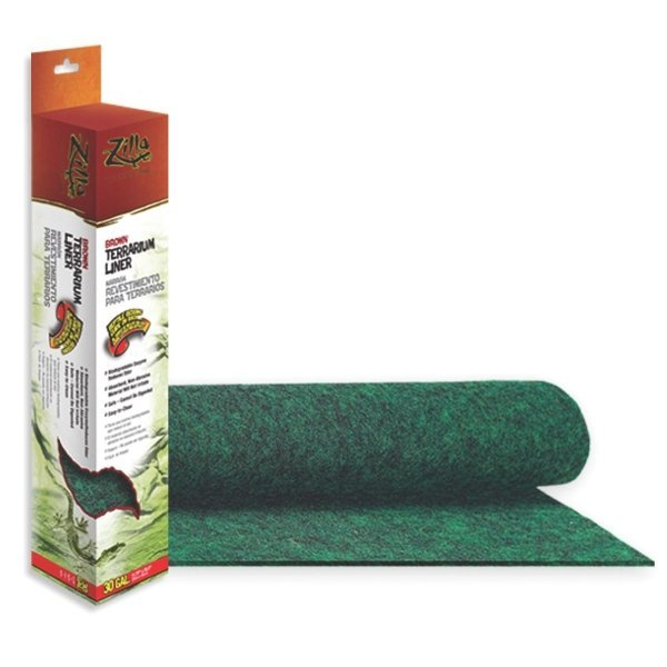 Terrarium Liner for Reptiles / Type (Green/30 gal) Best Price
