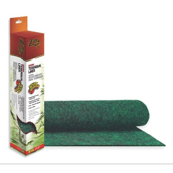 Terrarium Liner for Reptiles / Type (Green/20 gal) Best Price