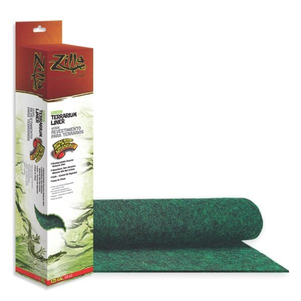 Terrarium Liner for Reptiles / Type (Green/125 gal) Best Price