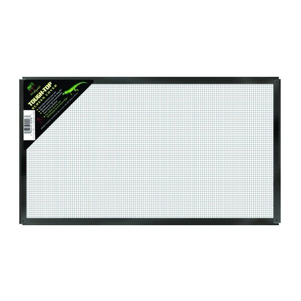 Terrarium Screen Cover Metal / Size (16 x 8 in.) Best Price