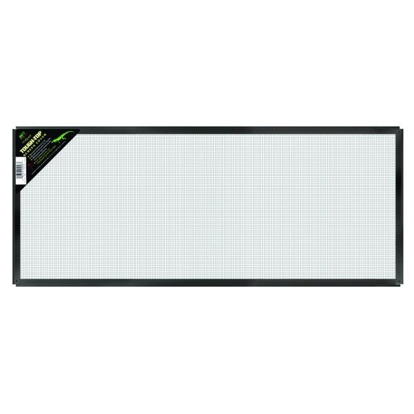 Terrarium Screen Cover Metal / Size (30 x 12 in) Best Price